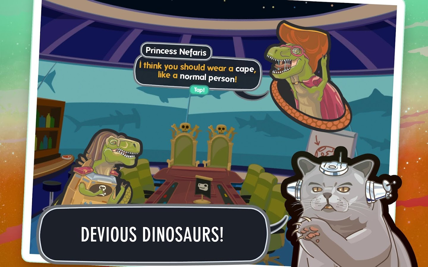Ace Ferrara And The Dino Menace- screenshot