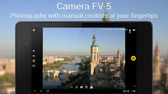 Camera FV-5 Lite- screenshot thumbnail