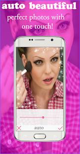 beautiful camera makeup selfie - náhled