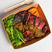 Flat Iron Steak Box