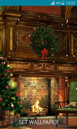 スーパークリスマスライブ壁紙