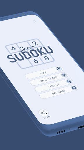 Sudoku - Free Sudoku Puzzles apktram screenshots 2