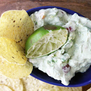 Avocado Sour Cream Guacamole Recipes