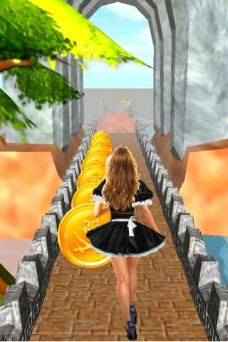 Temple Lost Princess Run