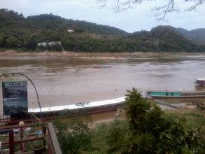 Photo: der Mekong bei LPB