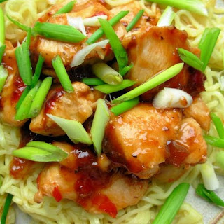 Chinese Ginger Chicken Recipes.