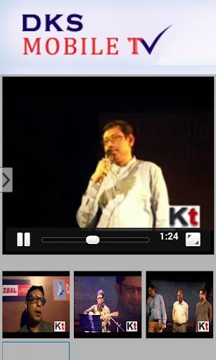 DKS Mobile TV