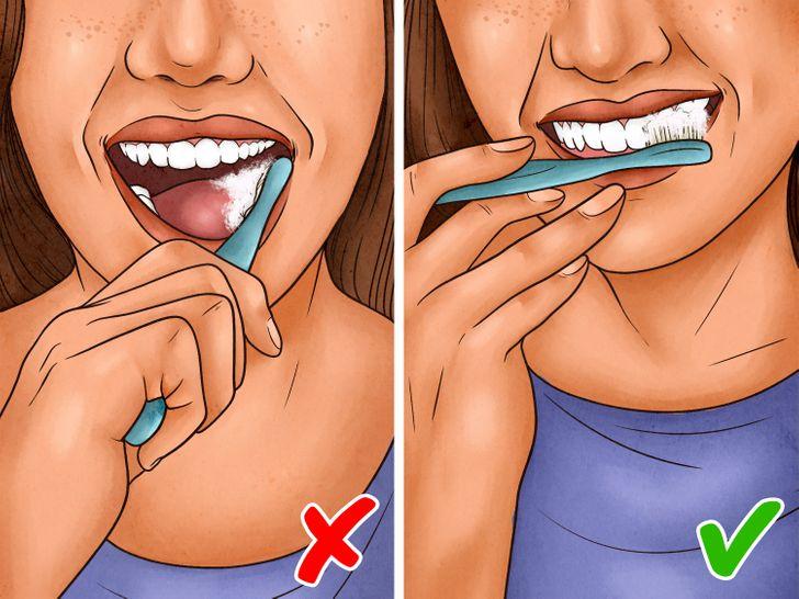 4 dấu hiệu cho thấy bạn đang đánh răng sai cách - Ảnh 7.