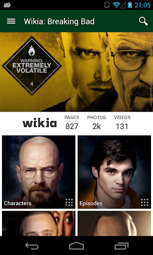 Wikia: Breaking Bad