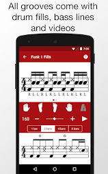 Drum School APK screenshot thumbnail 3