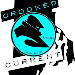 Logo for Crooked Current Brewery