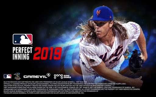 MLB Perfect Inning 2019  captures d'u00e9cran 1