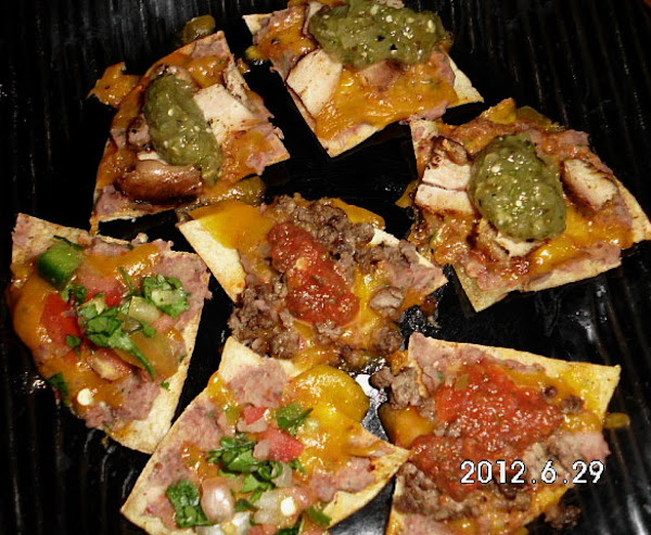 Nacho's Low Fat Low Sodium Recipe