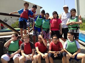 Photo: gruppo canoa