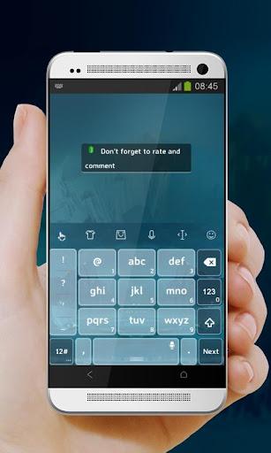 玩免費個人化APP 下載不気味な青いです TouchPal app不用錢 硬是要APP
