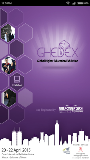 GHEDEX Education Exhibition