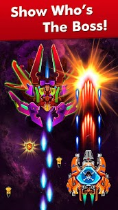 Galaxy Attack MOD: Alien Shooter (Unlimited Money) 4