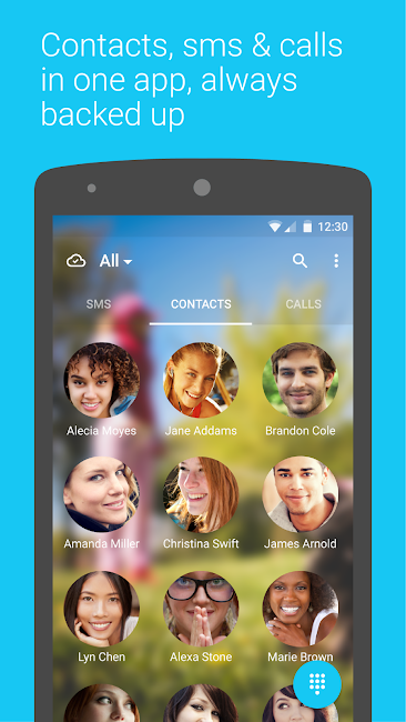 #2. Contacts + (Android)