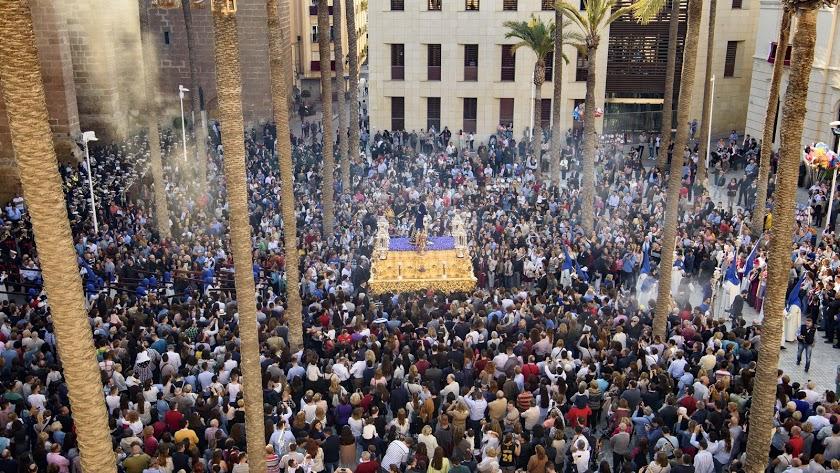 Las procesiones de 2021, suspendidas por el obispo.