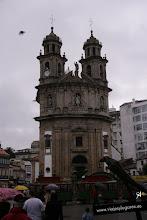 Photo: Iglesia de la Peregrina
