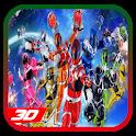Super Kyufighter : Sentai Heroes Legend Battle icon