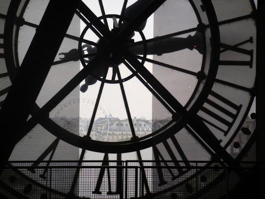 La transparence de Paris! di Duddola