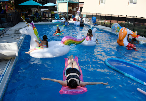 A growing number of the Denver metro's backyard pools are available to rent