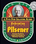 Wild River Bohemian Pilsener
