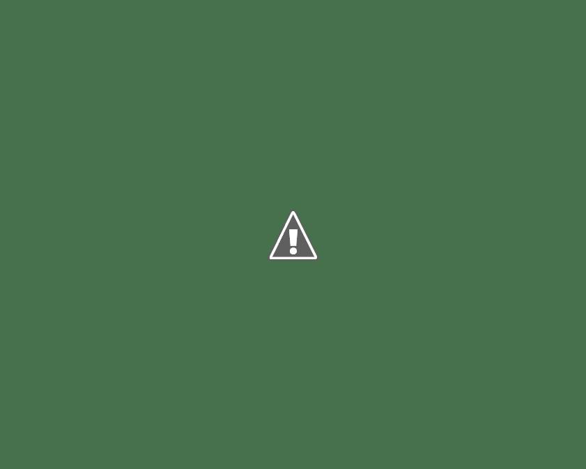 夜のらうす第一ホテルの窓からの風景