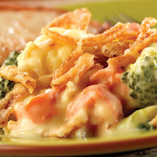 Swiss Vegetable Bake for a Crowd