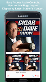Cigar Dave Show- screenshot thumbnail