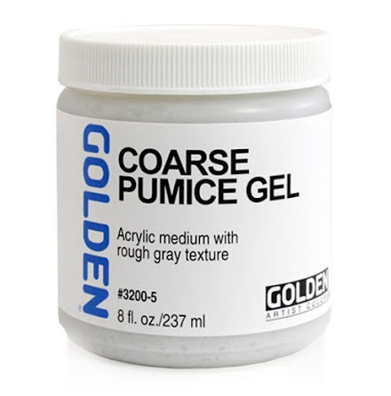 Golden 237ml Coarse Pumice Gel
