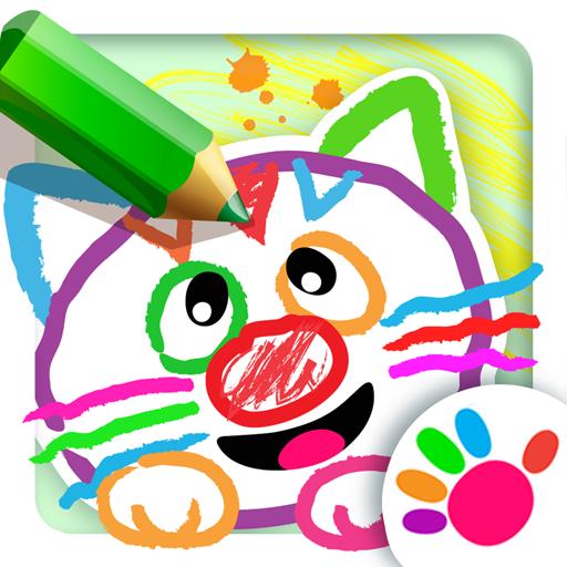 Dibujos para colorear!Juegos educativos para niños