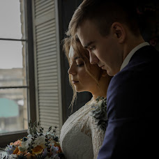 婚禮攝影師Nika Pakina(Trigz)。11.03.2019的照片