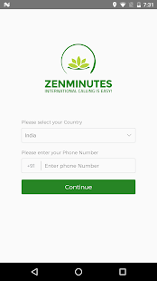 ZenMinutes App- screenshot thumbnail