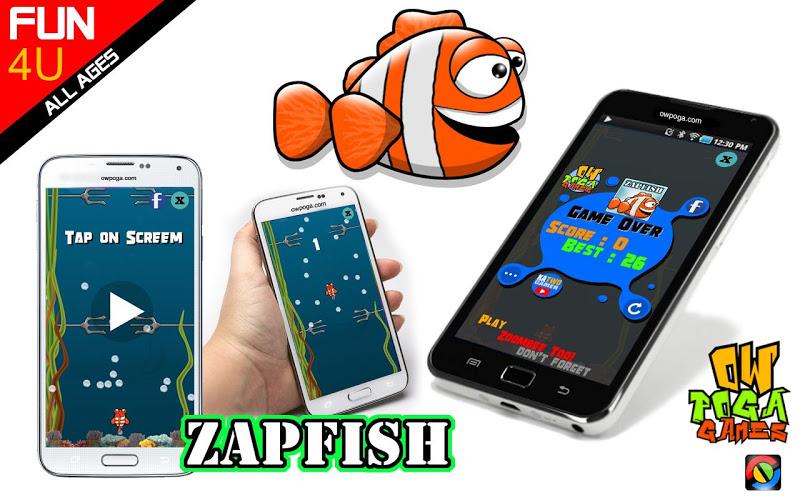 Скриншот Zap Fish Under Sea