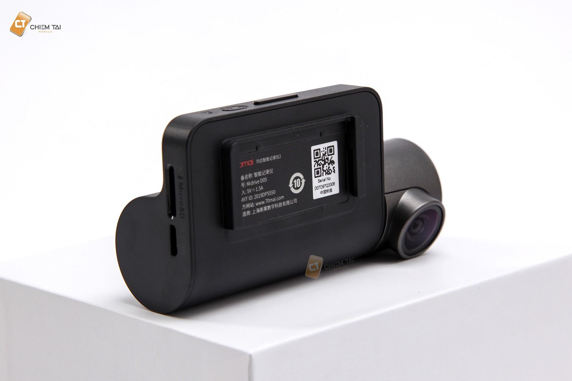 Camera hành trình ô tô 70MAI Midrive D05