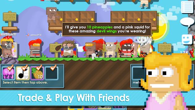 Growtopia apk screenshot