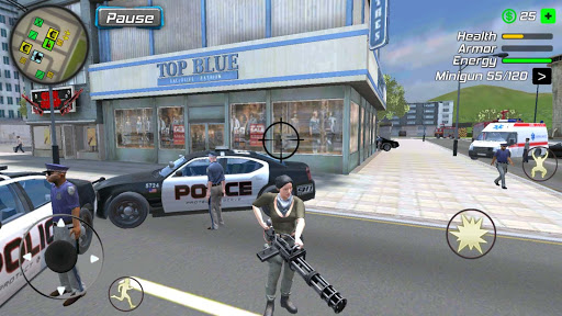 Super Miami Girl : City Dog Crime 1.0.2 screenshots 10