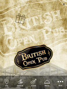 British Open Pub- screenshot thumbnail