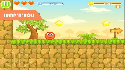 Red Ball 5 : Jump Ball Adventure 1.0.2 {cheat hack gameplay apk mod resources generator} 1