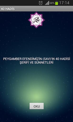 40 HADİS