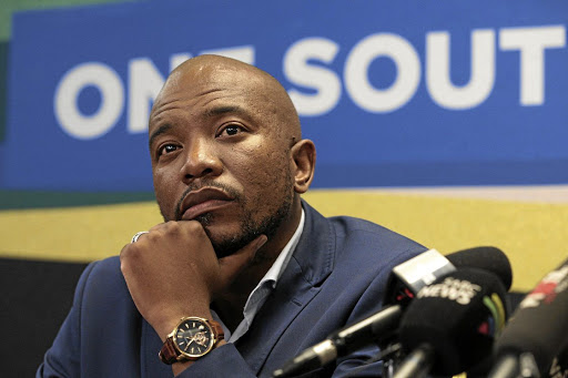 Mmusi Maimane 'inconsistent and conflict averse', DA report finds