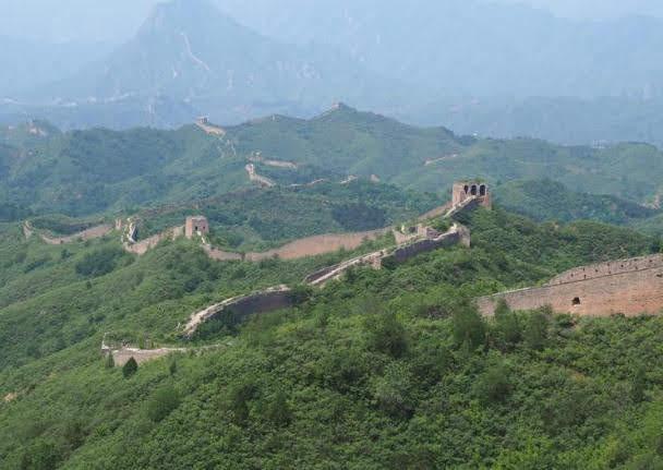 Muralha da China em Gubeikou