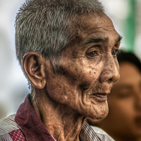 MIghty Grandpa by Agung Blade - People Portraits of Men