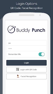 Buddy Punch Time Clock - náhled