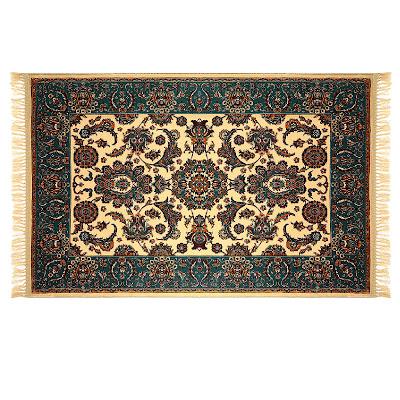 Ковёр 1.00х1.50 ker shan abbasi кр/б0114 Ковровые галереи