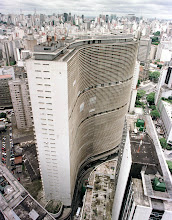 Photo: Copan, Latin America's largest apartment building with some 1,600 units, still stands out in Sao Paulo 35 years after it was built. Brazilian architect Oscar Niemeyer gave the colossal 38-floor structure a curving, S-shape, a distinctive feature that has made it a landmark in a city of towering concrete structures. The building is being renovated to make life more livable for the 4,000 people who call it home. Picture taken January 19.