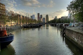 Photo: Rotterdam kanalları