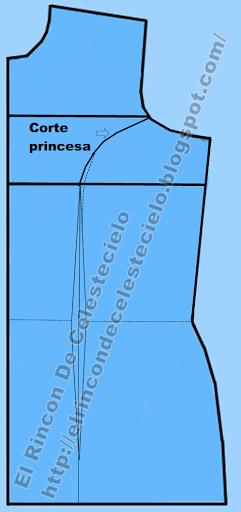 Corte princesa